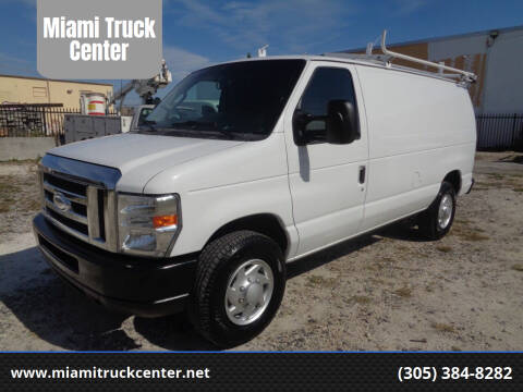 2014 Ford E-250 for sale at Miami Truck Center in Hialeah FL