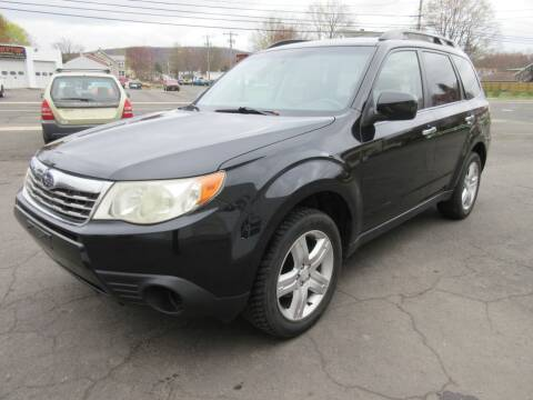 2010 Subaru Forester for sale at BOB & PENNY'S AUTOS in Plainville CT