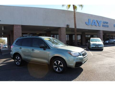 2017 Subaru Forester for sale at Jay Auto Sales in Tucson AZ