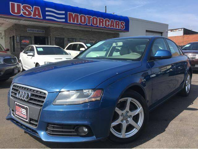 2009 Audi A4 for sale at USA Motorcars in Cleveland OH