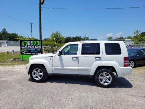 2010 Jeep Liberty for sale at AutoBuyCenter.com in Summerville SC