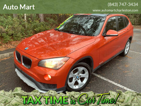 2015 BMW X1 for sale at Auto Mart in North Charleston SC