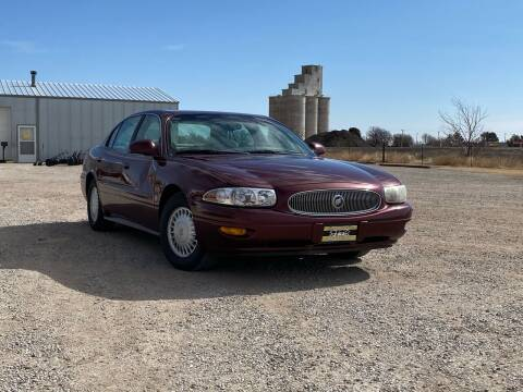 2001 Buick LeSabre for sale at Double TT Auto in Montezuma KS
