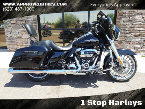 2017 Harley-Davidson Street Glide FLHX for sale at 1 Stop Harleys in Peoria AZ