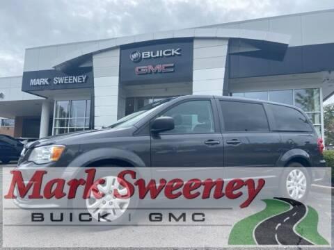 2016 Dodge Grand Caravan for sale at Mark Sweeney Buick GMC in Cincinnati OH