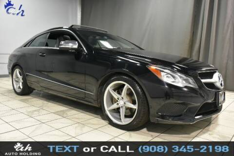 2014 Mercedes-Benz E-Class for sale at AUTO HOLDING in Hillside NJ