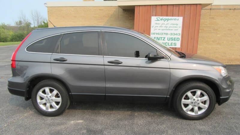 2011 Honda CR-V for sale at LENTZ USED VEHICLES INC in Waldo WI