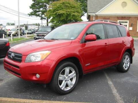 2007 Toyota RAV4 for sale at HL McGeorge Auto Sales Inc in Tappahannock VA