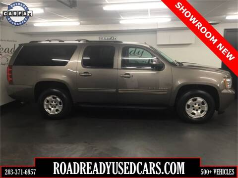 2011 Chevrolet Suburban for sale at Road Ready Used Cars in Ansonia CT