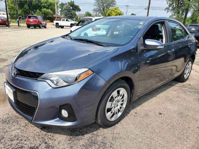 2015 Toyota Corolla for sale at Extreme Auto Sales LLC. in Wautoma WI
