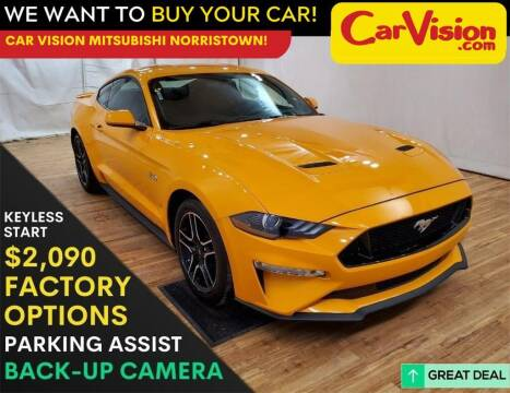 2019 Ford Mustang for sale at Car Vision Mitsubishi Norristown in Trooper PA