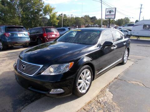 2008 Lexus LS 460 for sale at High Country Motors in Mountain Home AR