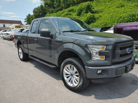 2016 Ford F-150 for sale at North Knox Auto LLC in Knoxville TN