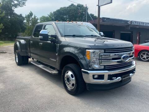 2017 Ford F-350 Super Duty for sale at Texas Luxury Auto in Houston TX