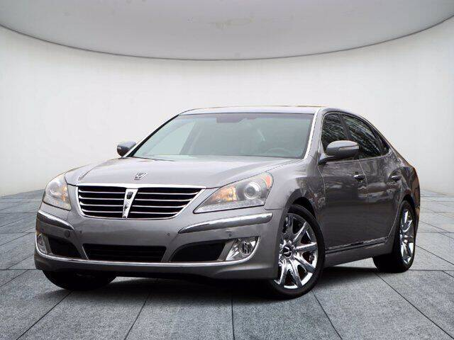 2011 Hyundai Equus for sale at Carma Auto Group in Duluth GA
