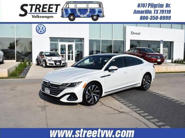 2021 Volkswagen Arteon for sale in Amarillo, TX