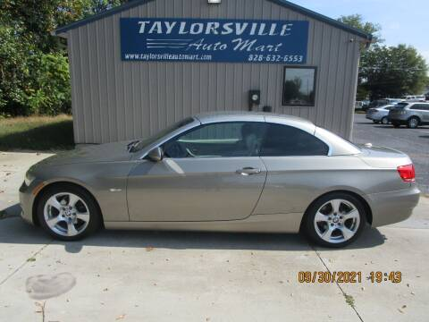2007 BMW 3 Series for sale at Taylorsville Auto Mart in Taylorsville NC