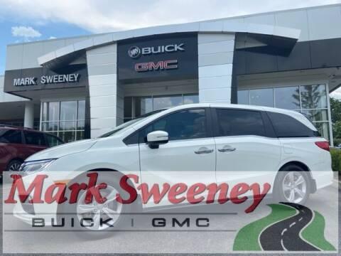 2019 Honda Odyssey for sale at Mark Sweeney Buick GMC in Cincinnati OH