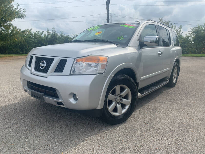 2010 Nissan Armada for sale at Craven Cars in Louisville KY