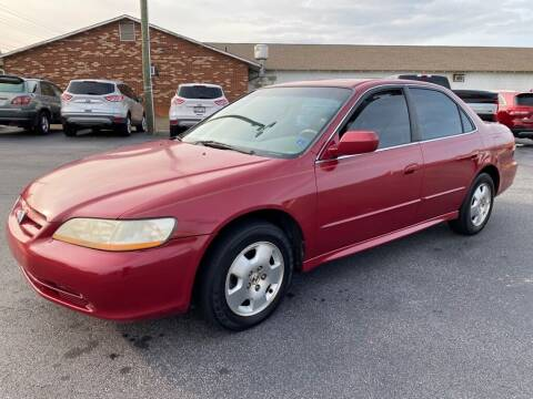2001 Honda Accord for sale at Modern Automotive in Boiling Springs SC