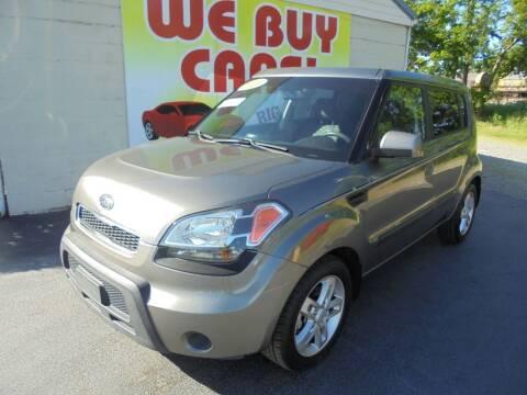 2010 Kia Soul for sale at Right Price Auto Sales in Murfreesboro TN