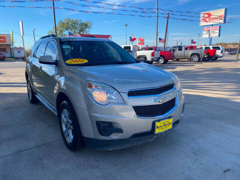 2010 Chevrolet Equinox for sale at Russell Smith Auto in Fort Worth TX