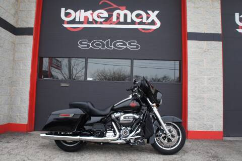 2019 Harley-Davidson Electra Glide for sale at BIKEMAX, LLC in Palos Hills IL