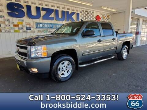 2011 Chevrolet Silverado 1500 for sale at BROOKS BIDDLE AUTOMOTIVE in Bothell WA
