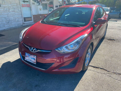 2015 Hyundai Elantra for sale at New Wheels in Glendale Heights IL
