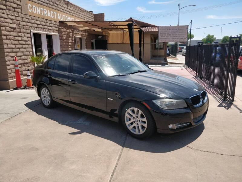 2007 BMW 3 Series for sale at CONTRACT AUTOMOTIVE in Las Vegas NV