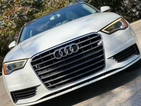 2015 Audi A3 for sale at HIGH PERFORMANCE MOTORS in Hollywood FL