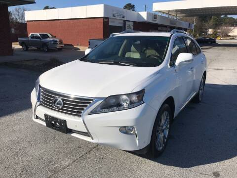 2014 Lexus RX 350 for sale at Atlanta Motor Sales in Loganville GA