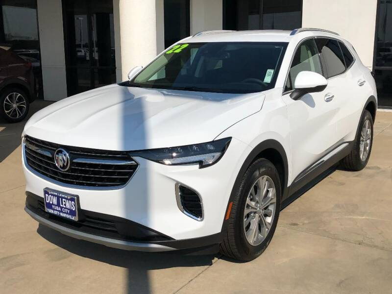 2022 Buick Envision for sale at Dow Lewis Motors in Yuba City CA