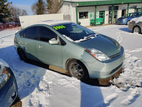 2007 Toyota Prius for sale at SCENIC SALES LLC in Arena WI