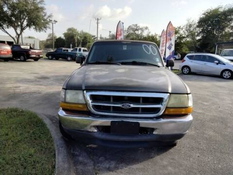 2000 Ford Ranger for sale at Auto America in Ormond Beach FL