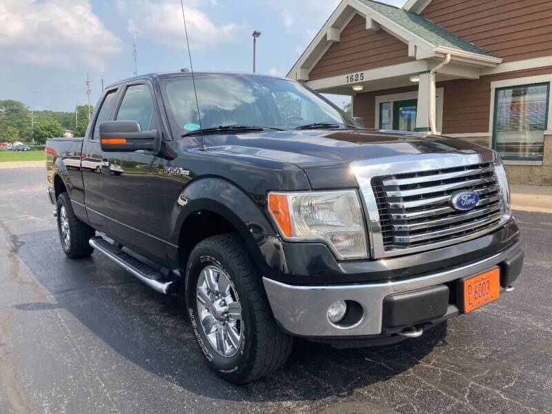 2011 Ford F-150 for sale at Auto Outlets USA in Rockford IL