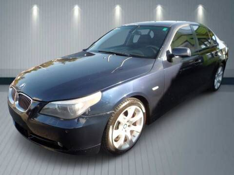 2007 BMW 5 Series for sale at Klean Carz in Seattle WA