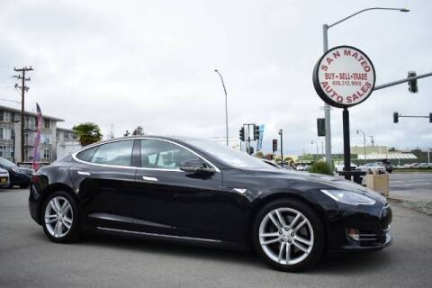 2016 Tesla Model S for sale at San Mateo Auto Sales in San Mateo CA