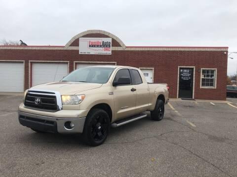 2010 Toyota Tundra for sale at Family Auto Finance OKC LLC in Oklahoma City OK