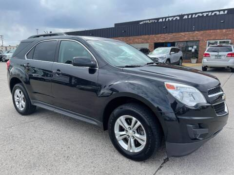 2014 Chevrolet Equinox for sale at Motor City Auto Auction in Fraser MI