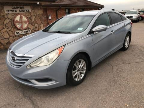 2011 Hyundai Sonata for sale at STATEWIDE AUTOMOTIVE LLC in Englewood CO