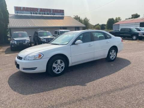 2008 Chevrolet Impala for sale at BLAESER AUTO LLC in Chippewa Falls WI