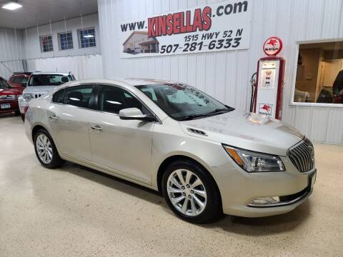 2016 Buick LaCrosse for sale at Kinsellas Auto Sales in Rochester MN