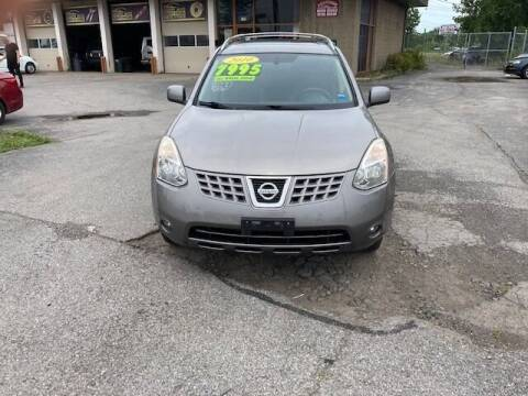 2010 Nissan Rogue for sale at Elbrus Auto Brokers, Inc. in Rochester NY