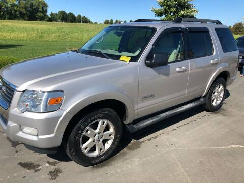 2007 Ford Explorer for sale at Nice Cars in Pleasant Hill MO