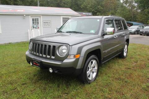2012 Jeep Patriot for sale at Manny's Auto Sales in Winslow NJ