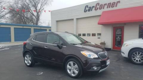 2015 Buick Encore for sale at Car Corner in Mexico MO