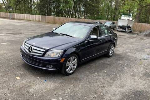 2009 Mercedes-Benz C-Class for sale at CarXpress in Fredericksburg VA