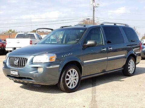 2005 Buick Terraza for sale at Tyler Car  & Truck Center in Tyler TX