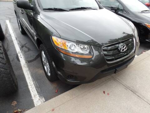 2010 Hyundai Santa Fe for sale at CAR CORNER RETAIL SALES in Manchester CT